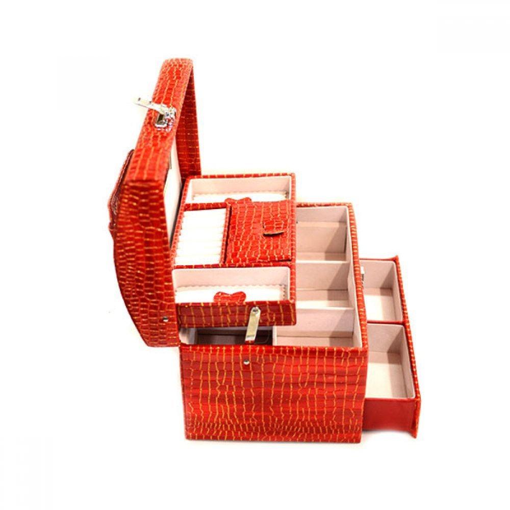 Cutie bijuterii cu diferite spatii
