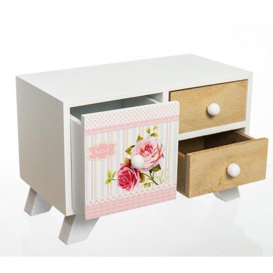 Cutie de bijuterii din lemn super eleganta