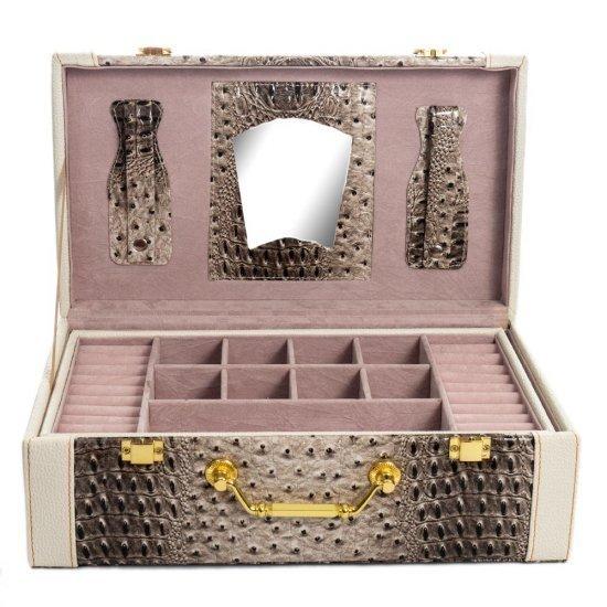 Cutie pentru depozitare bijuterii foarte incapatoare