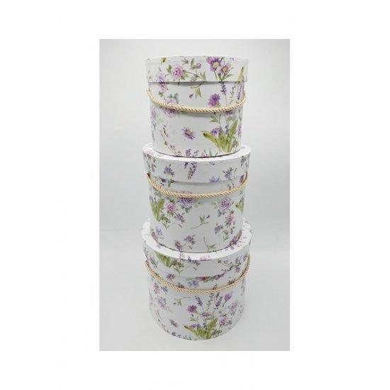 Set cutii pentru flori Floral Frenzy
