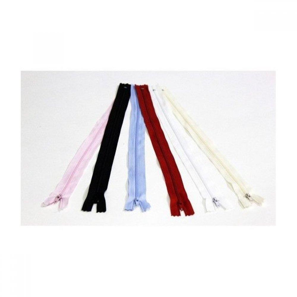 Fermoare colorate pentru croitorie  50 cm