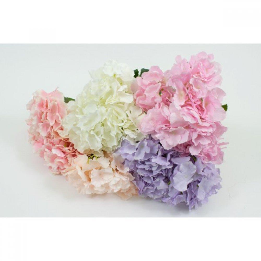 Flori Artificiale Buchet 5 Hortensii