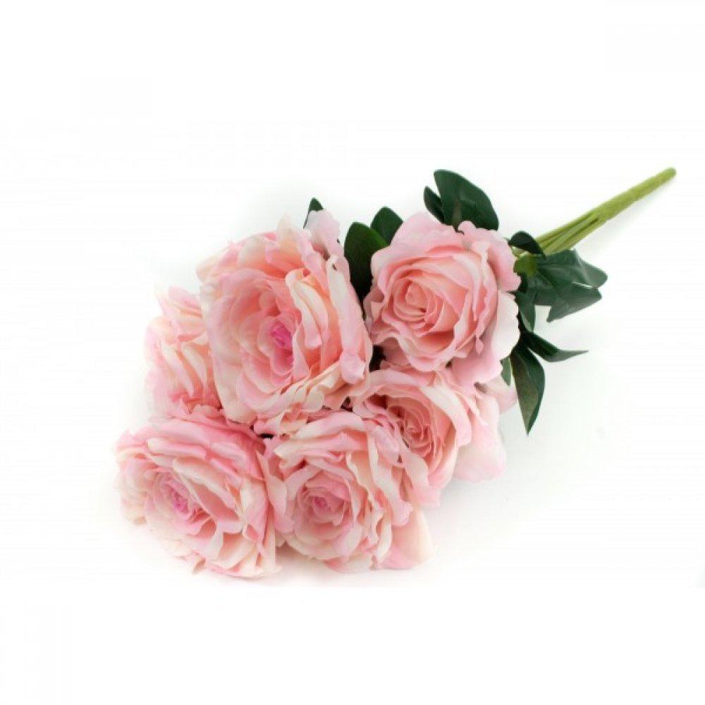 Flori Artificiale Buchet 7 trandafiri Diafani
