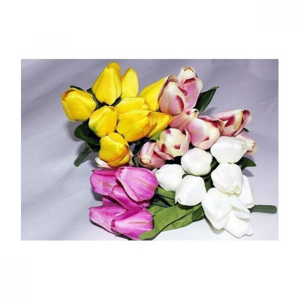 Flori Artificiale Buchet 9 Lalele