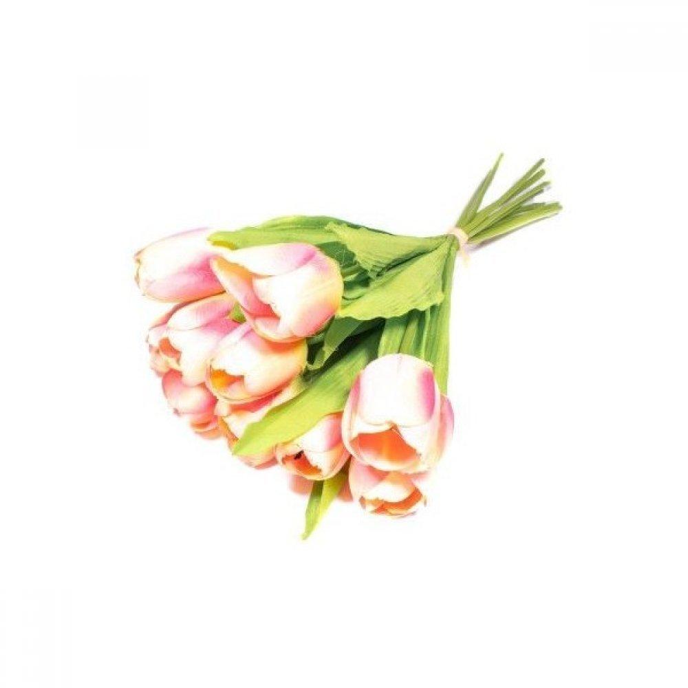 Flori Artificiale Buchet 9 Lalele Legate