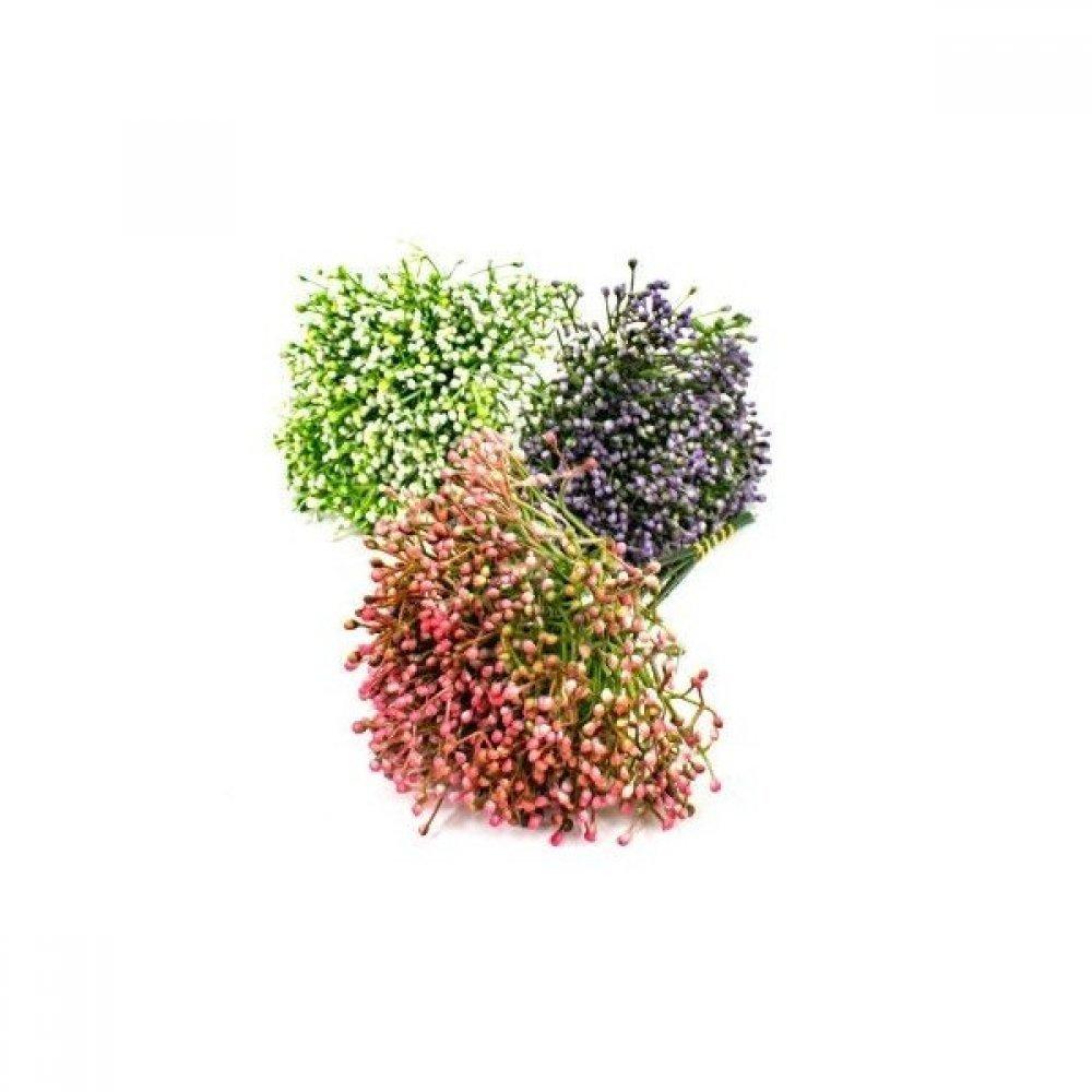 Flori Artificiale Buchet Bobite 10/Set