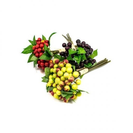 Flori Artificiale Buchet Bobite Decorative