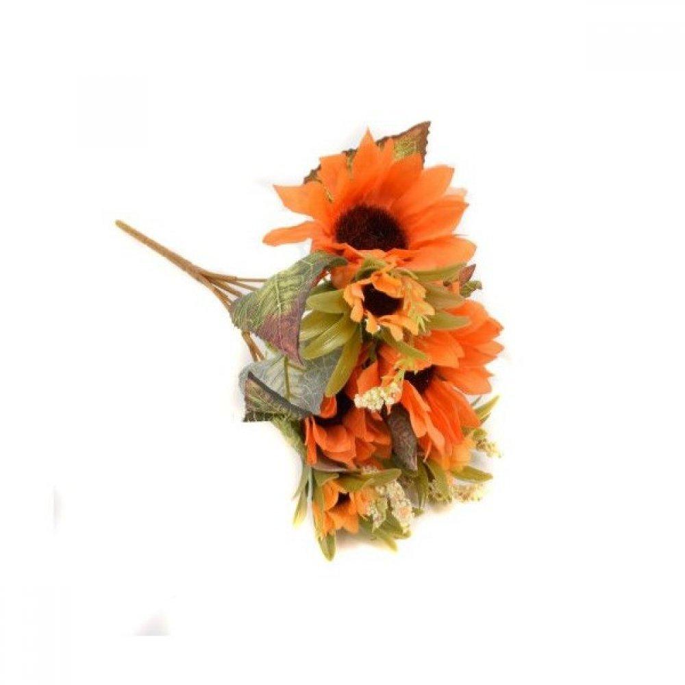 Flori Artificiale Buchet Floare Soarelui Colorata