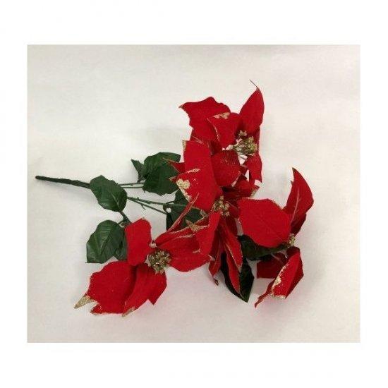 Flori Artificiale Buchet Floarea Cracunului