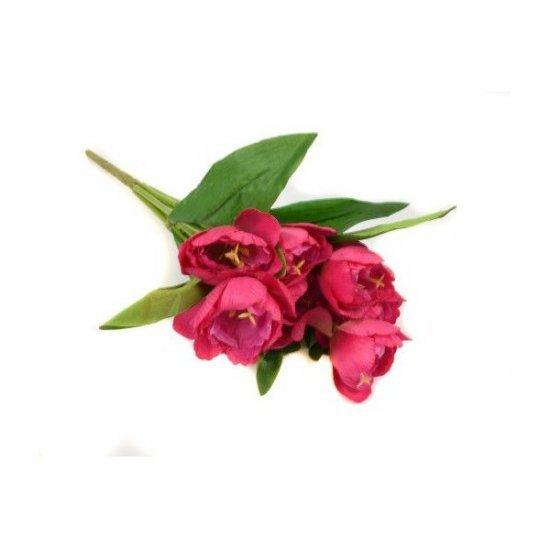 Flori Artificiale Buchet Lalele