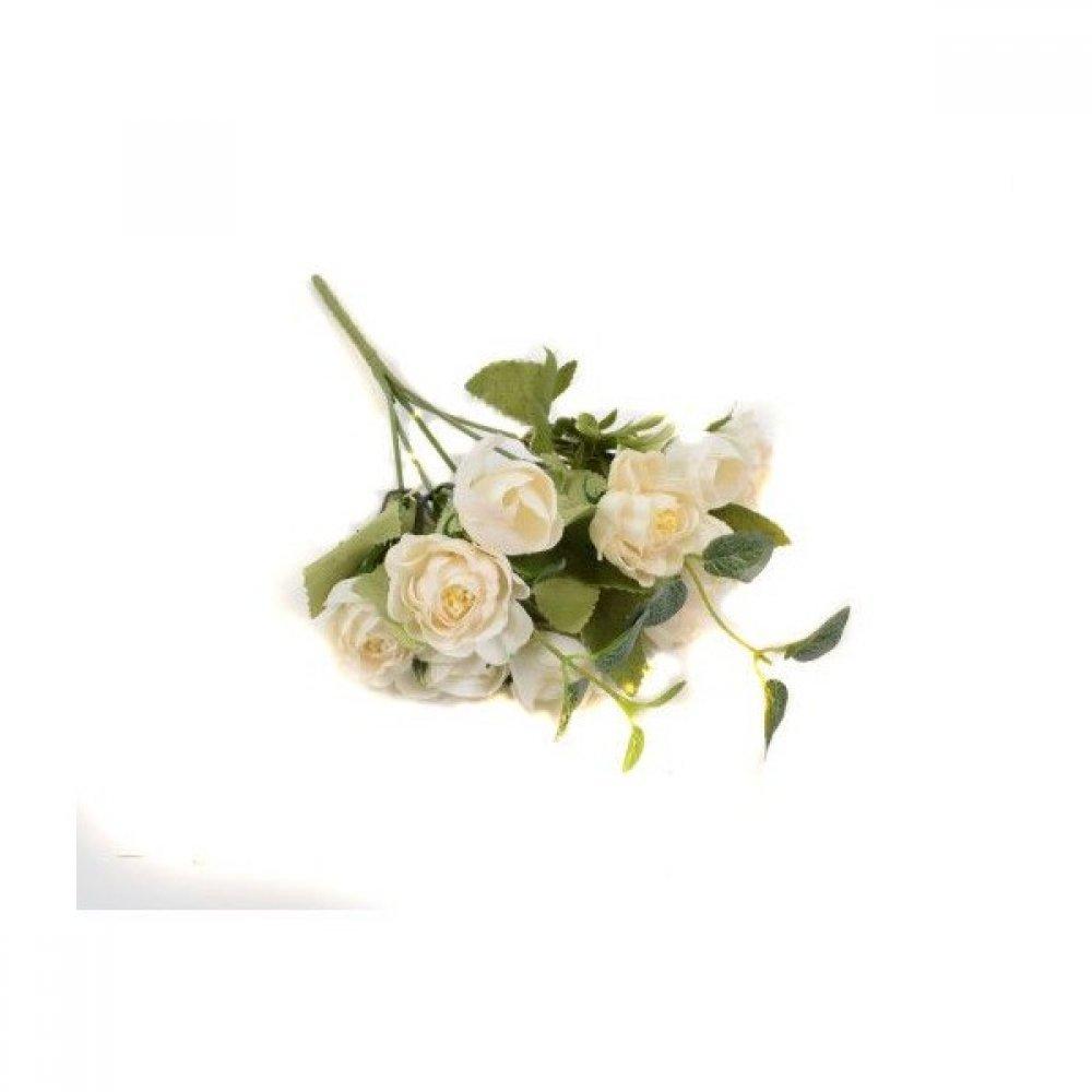 Flori Artificiale Buchet Ranunculus Culori Pale
