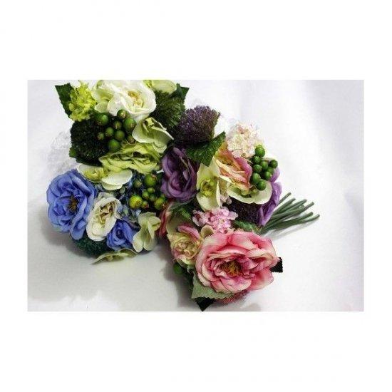 Flori Artificiale Buchet de Trandafiri