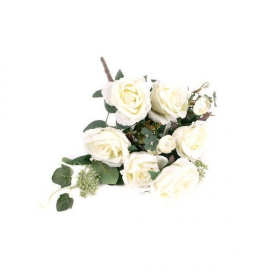 Flori Artificiale Buchet Trandafiri