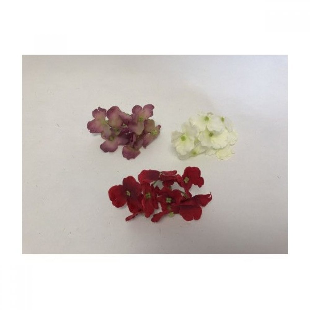 Flori Artificiale Capete Hortensii 30/set