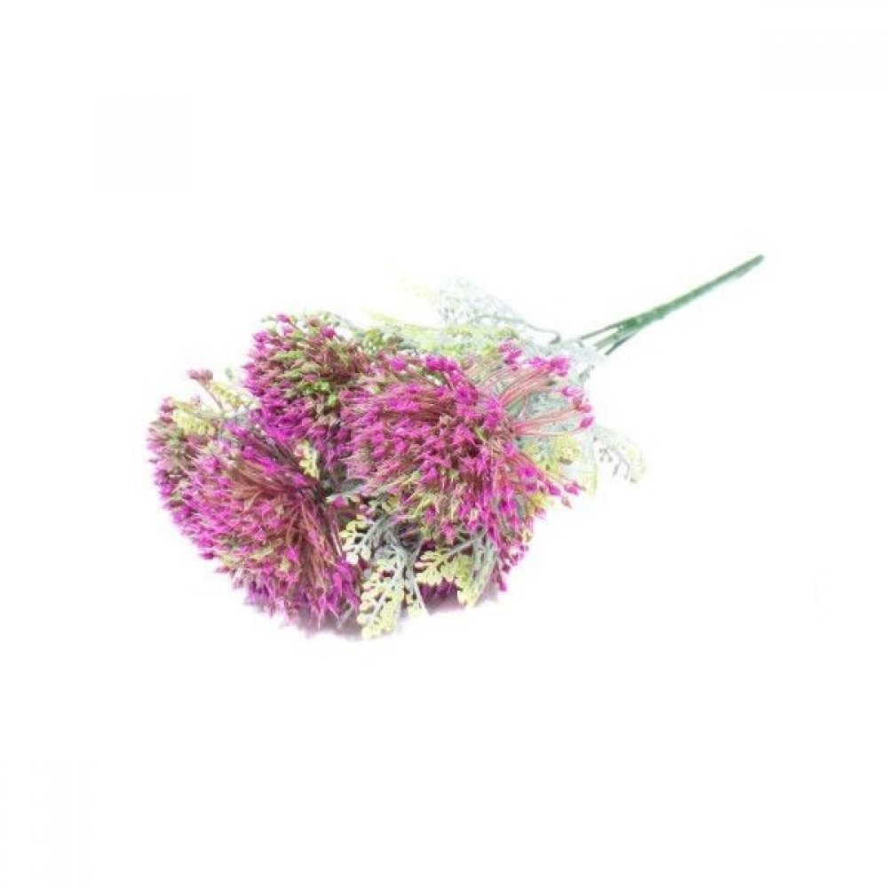 Flori Artificiale Ciulini Cu Frunze Marunte