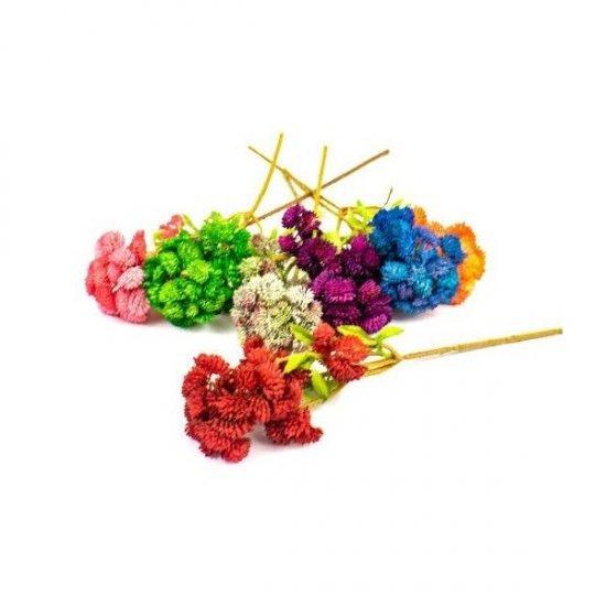 Flori Artificiale Ciulini Micute in diverse culori