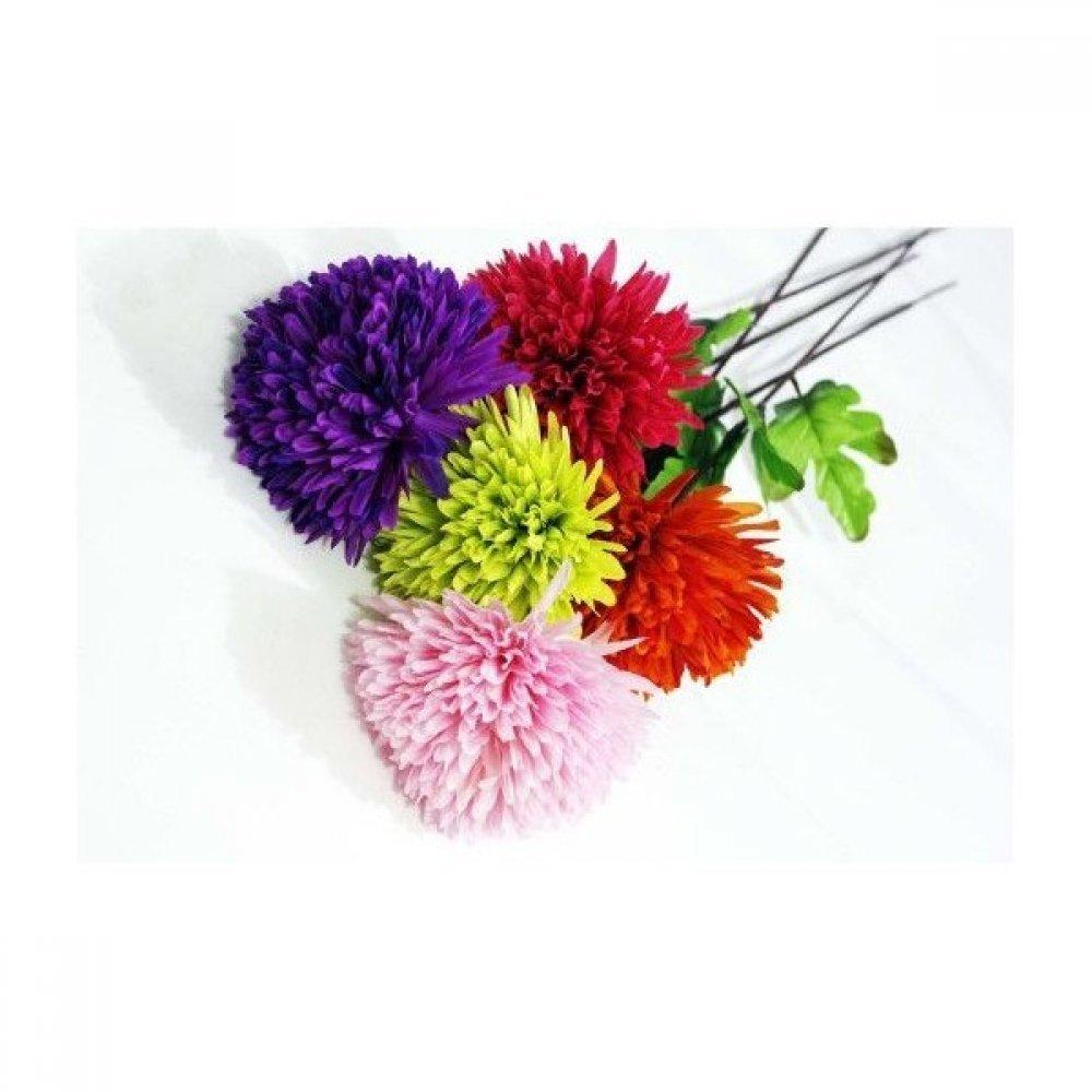 Flori Artificiale Crizantema colorata