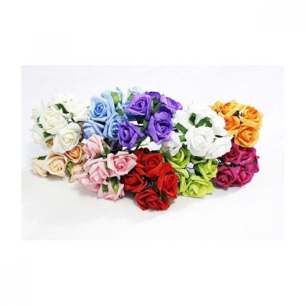 Flori Artificiale Din Latex 6/Set