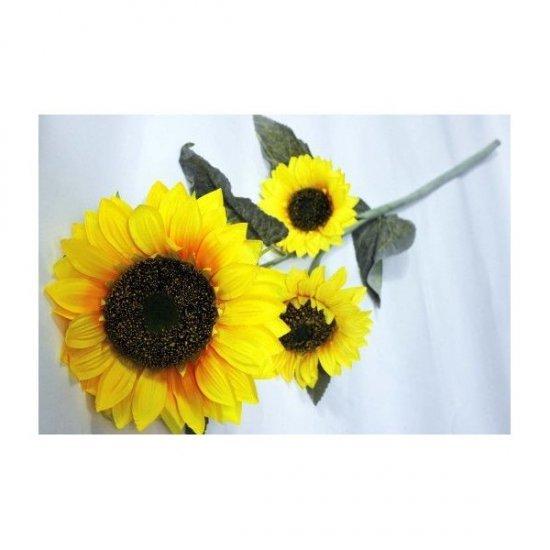 Flori Artificiale Floarea Soarelui Fir
