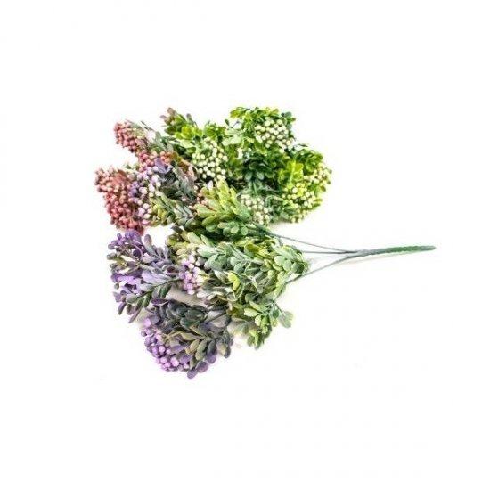 Flori Artificiale Frunze Bobite Brumate