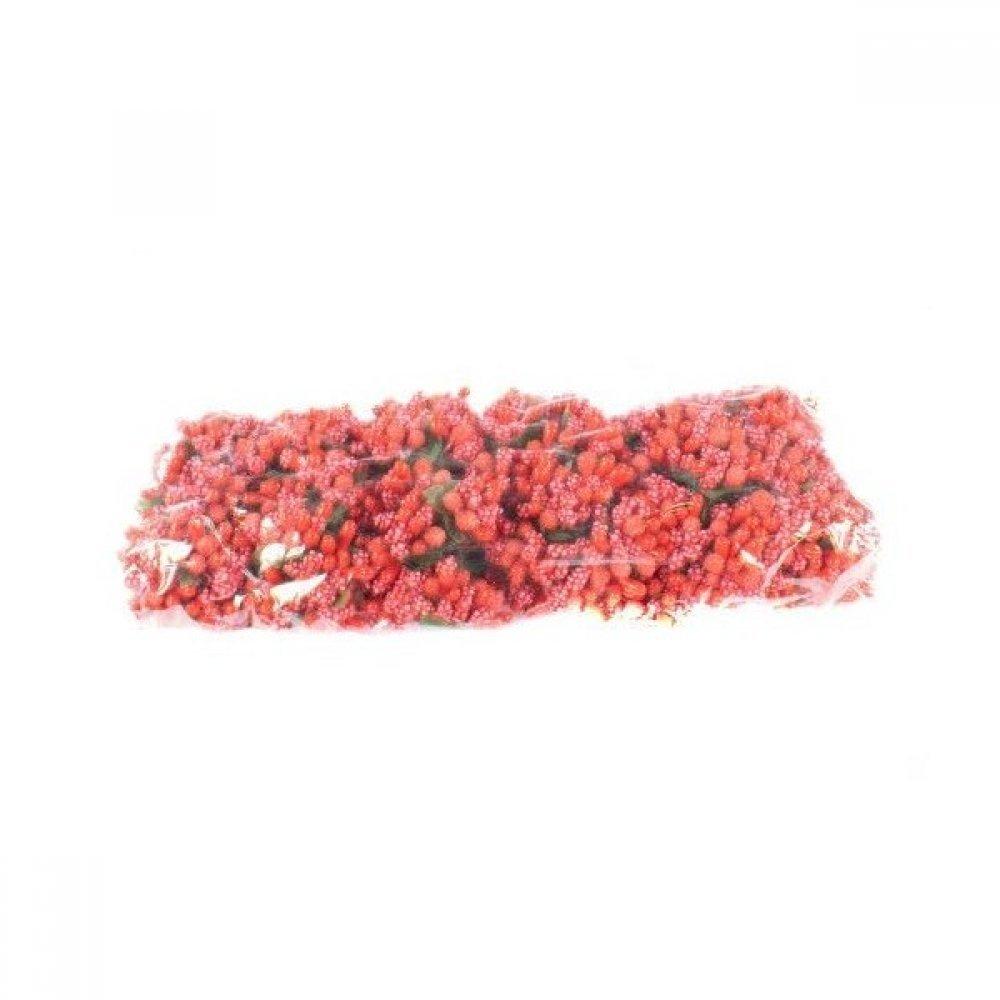 Flori Artificiale Stamine Plastic 144/set 2.5cm/9cm