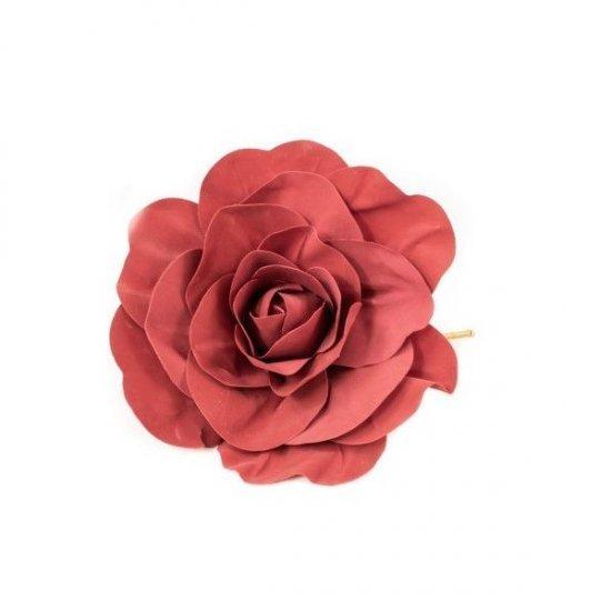 Flori Artificiale Trandafir 60cm Latex Grena