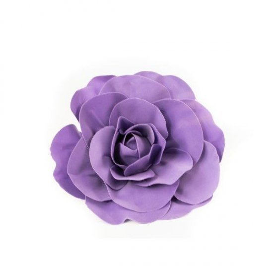 Flori Artificiale Trandafir 60cm Latex Mov