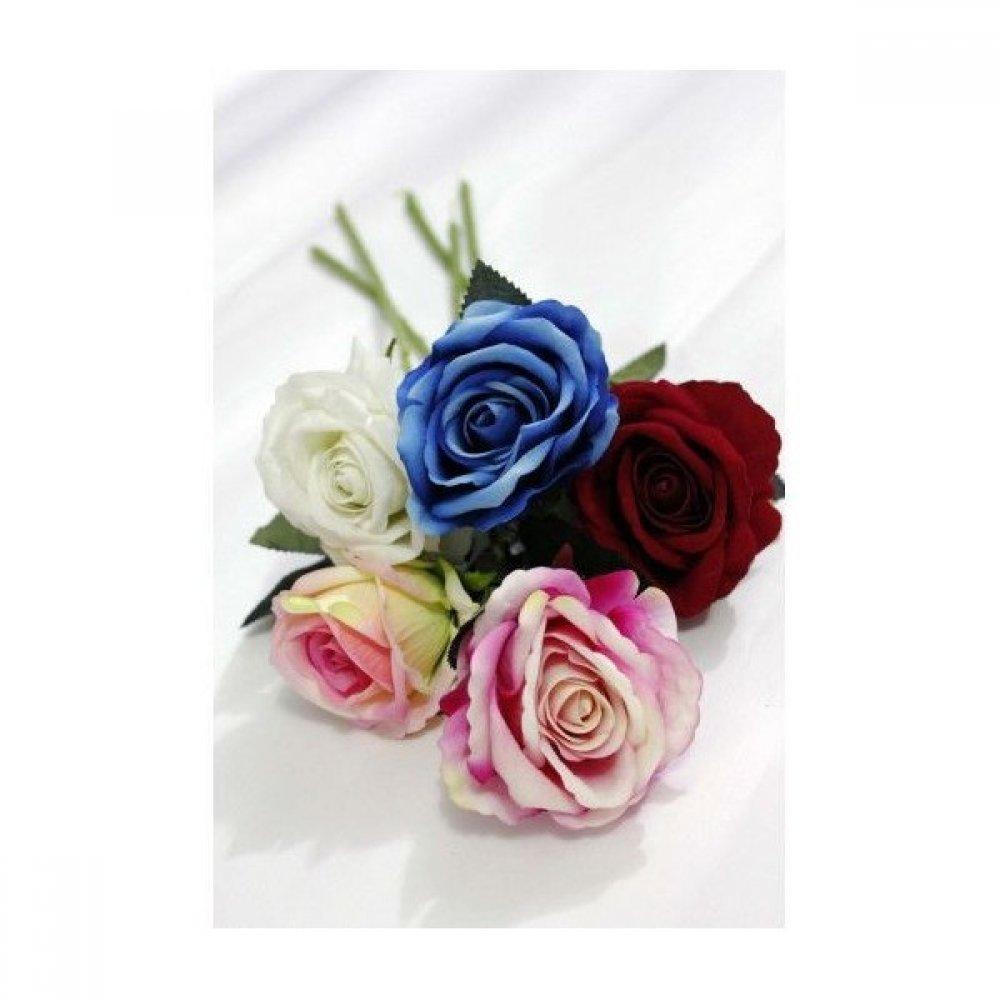 Flori Artificiale Trandafir La Fir
