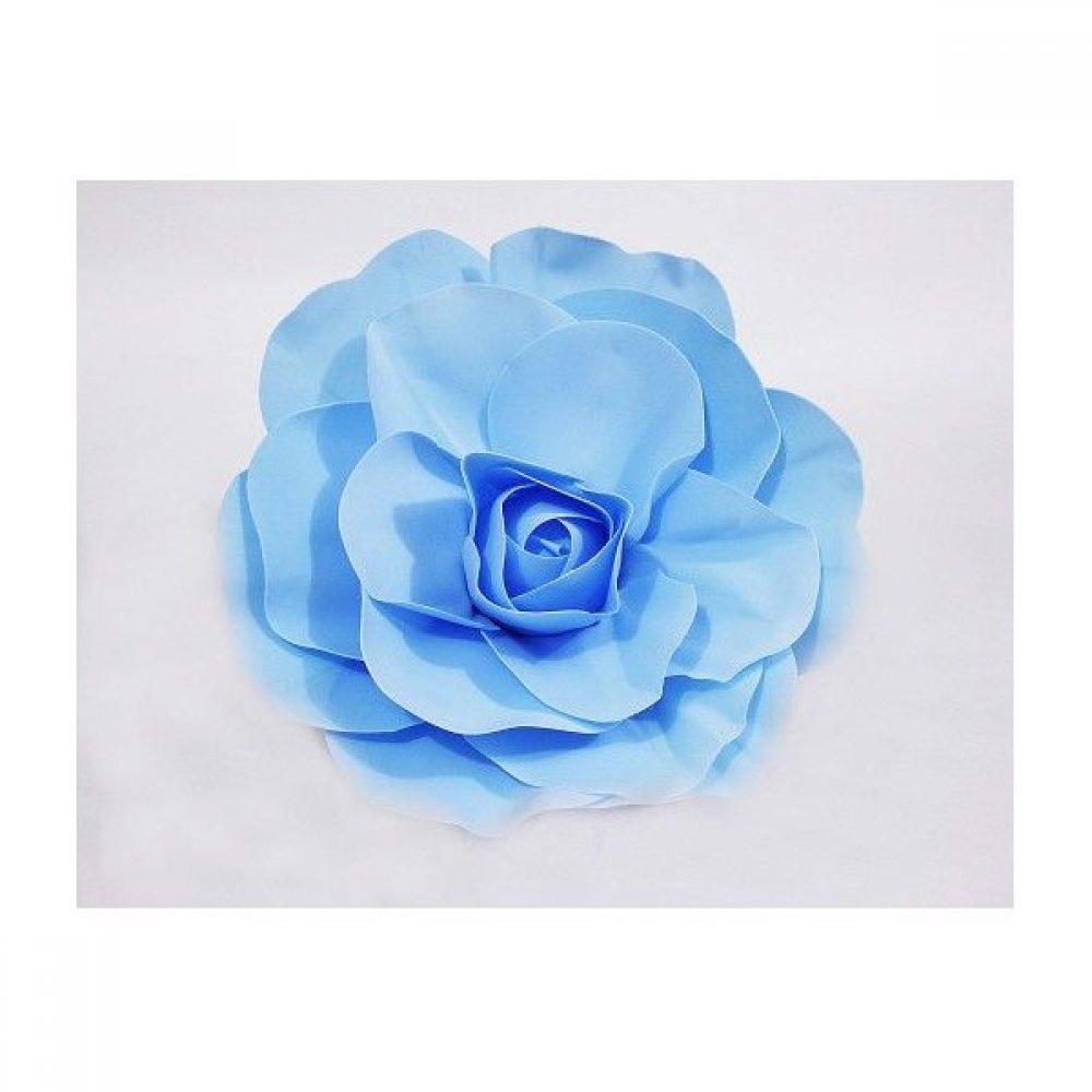Flori Artificiale Trandafir Latex 40cm Bleo