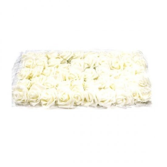 Flori Artificiale Trandafiri Latex 50/Set