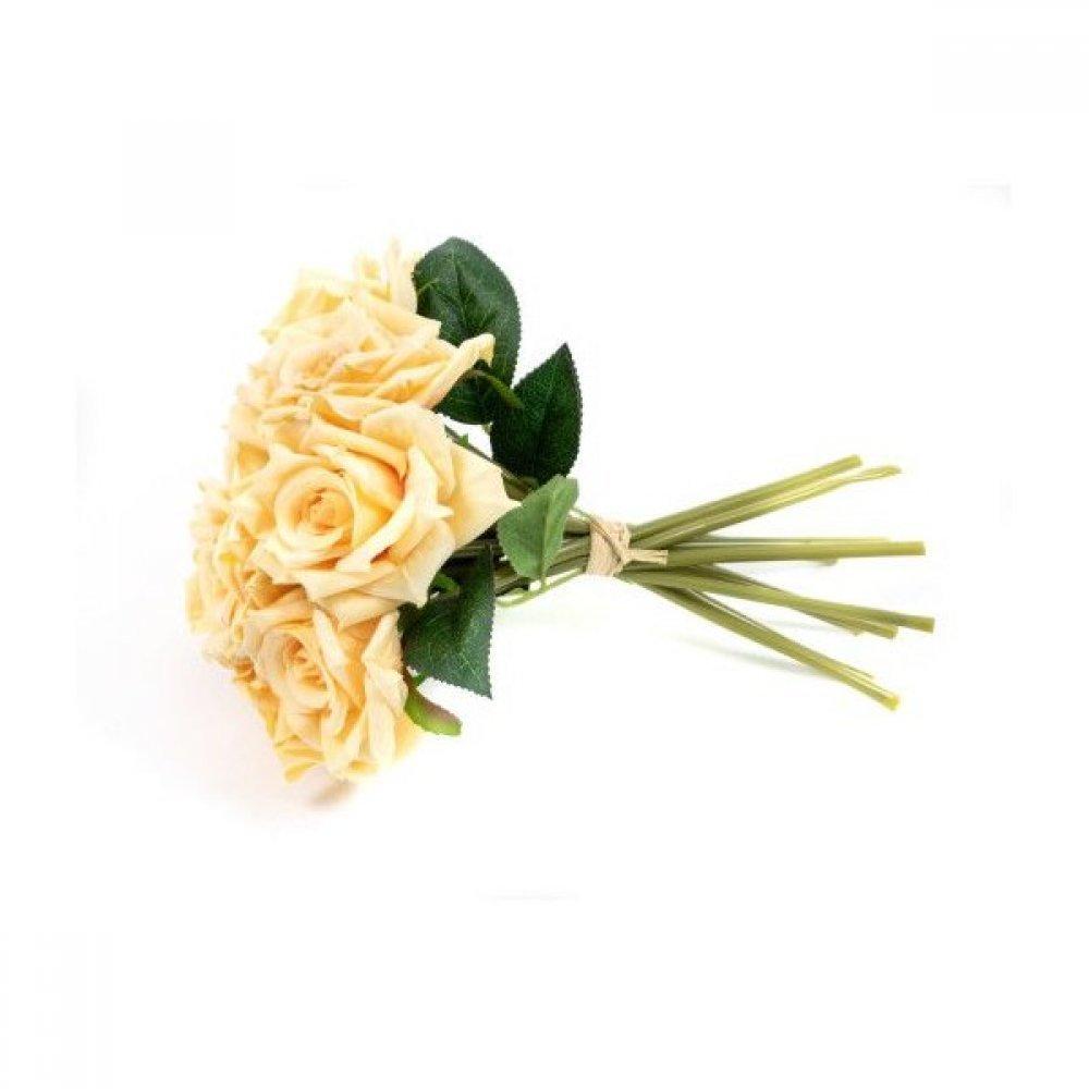 Flori Artificiale Trandafiri Legati 10 Fire Banan