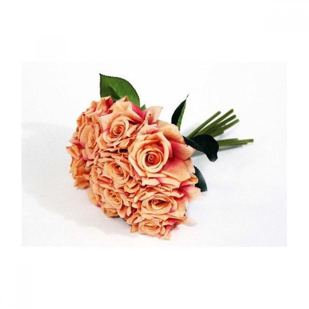 Flori Artificiale Trandafiri Legati 10 Fire Somon