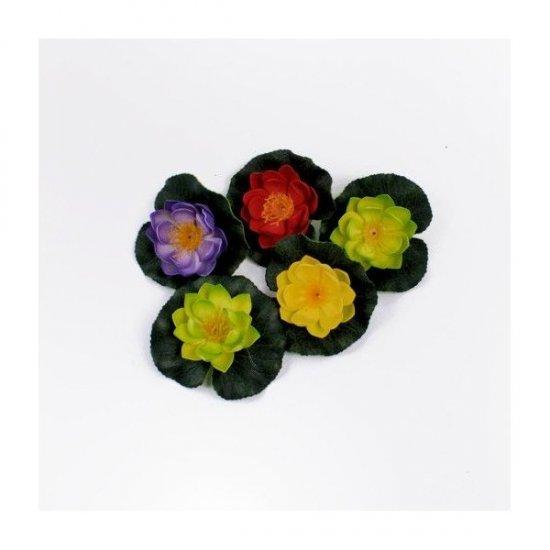 Flori artificiale Floare de Nufar Mica