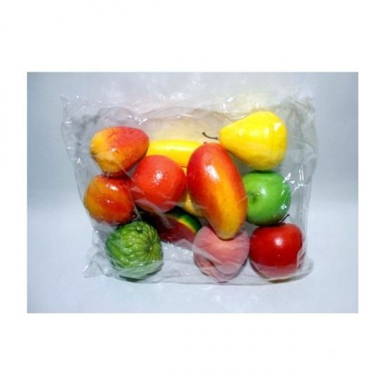 Fructe Artificiale Din Plastic 12/set