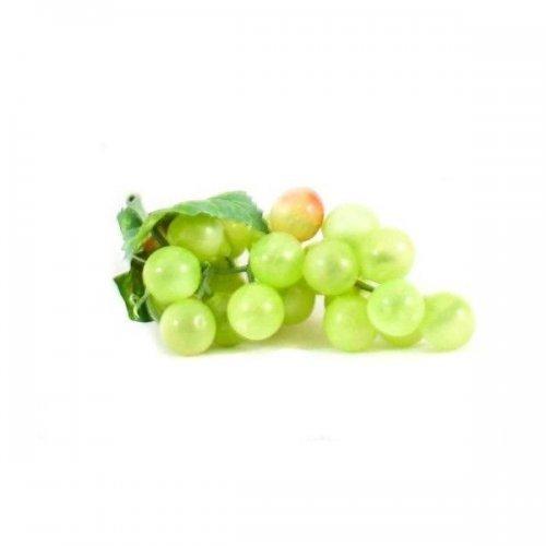 Fructe Artificiale Struguri Plastic 12 Cm