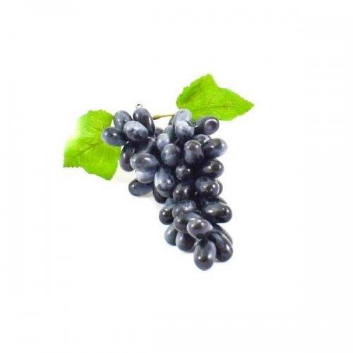 Fructe Artificiale Struguri Plastic 25 Cm