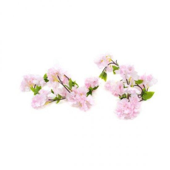 Ghirlanda Cu Flori De Mar Roz