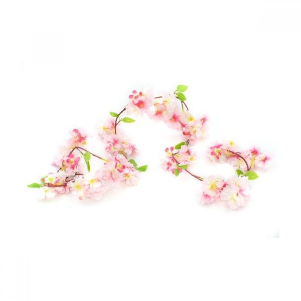 Ghirlanda Cu Flori Mar Roz