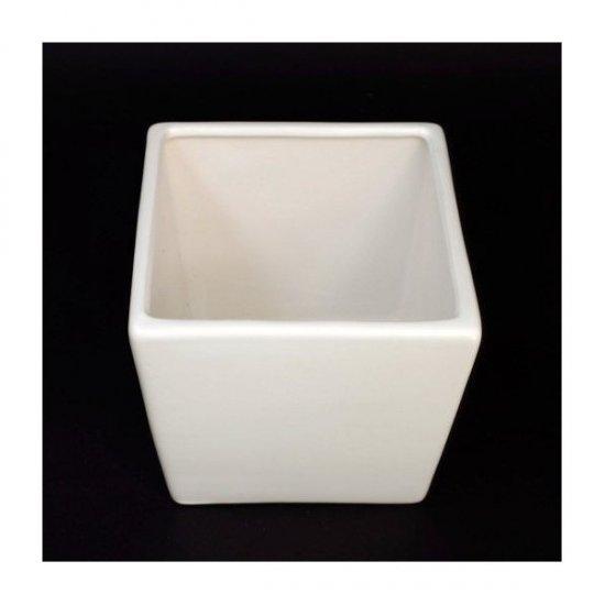 Ghiveci Ceramica Cub 13cm*13cm*13cm