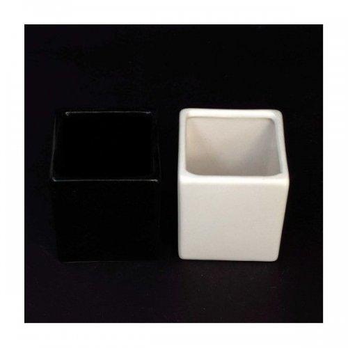 Ghiveci Ceramica Cub 6Cm*6Cm*8Cm
