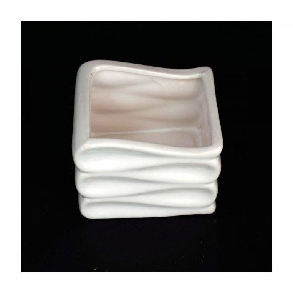 Ghiveci din Ceramica Cub Valurit