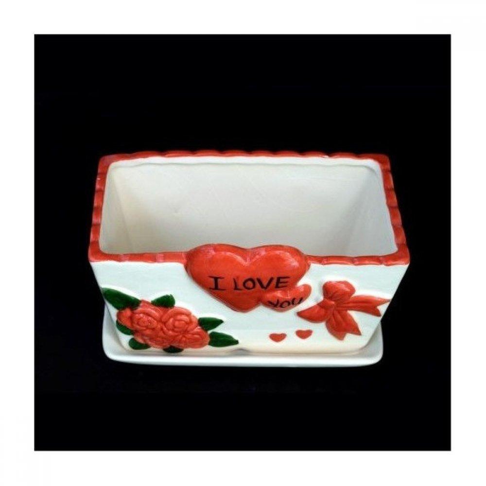 Ghiveci Ceramica Love Mic