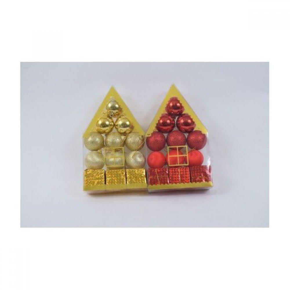Globulete Cutia In Forma De Casa H25.5cm