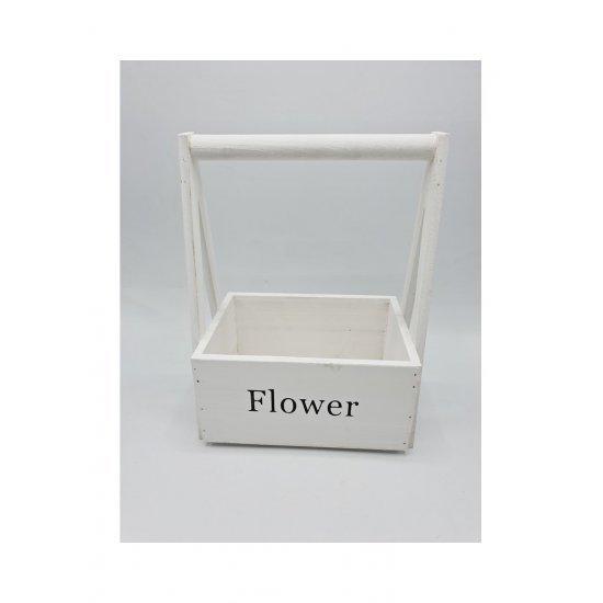 Suport pentru ghivecele de flori model Ladita individuala Flower