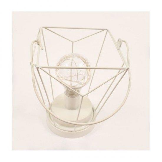 Lampa Metal Cu Baterii 3 Forme