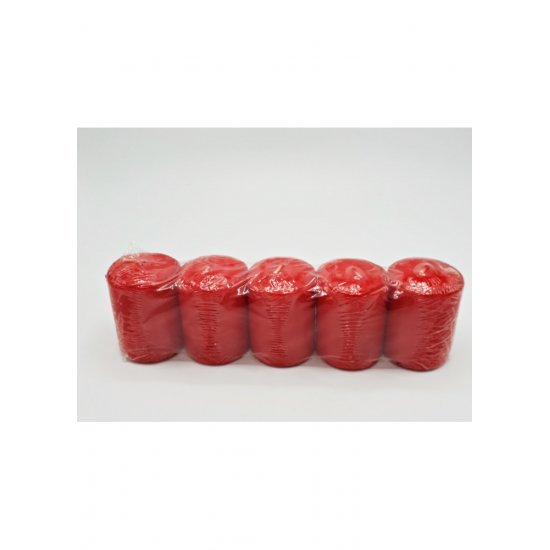 Lumanari parfumate si decorative stalp mici set 5