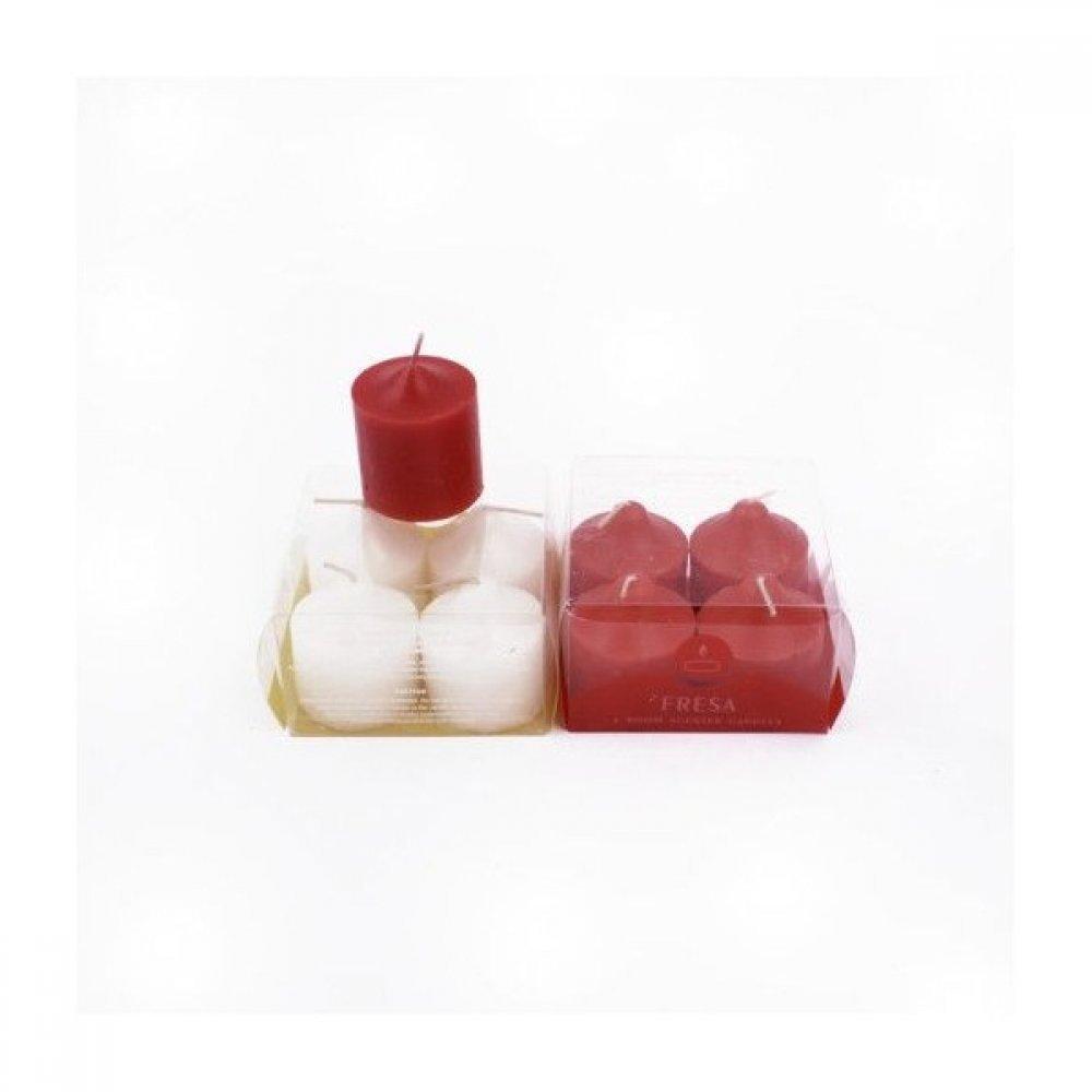 Lumanari Parfumate Ceara 4/set