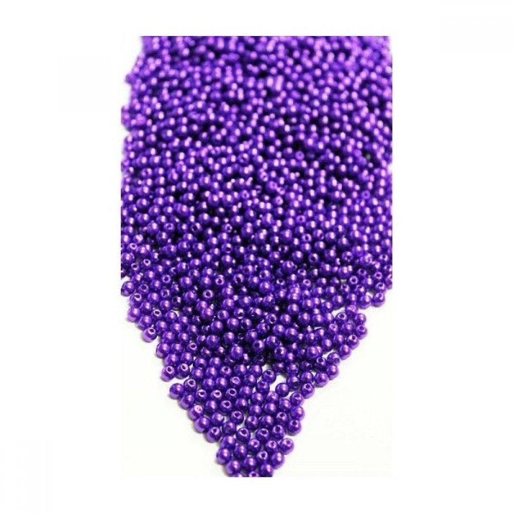 Margele Plastic Perle 4Mm