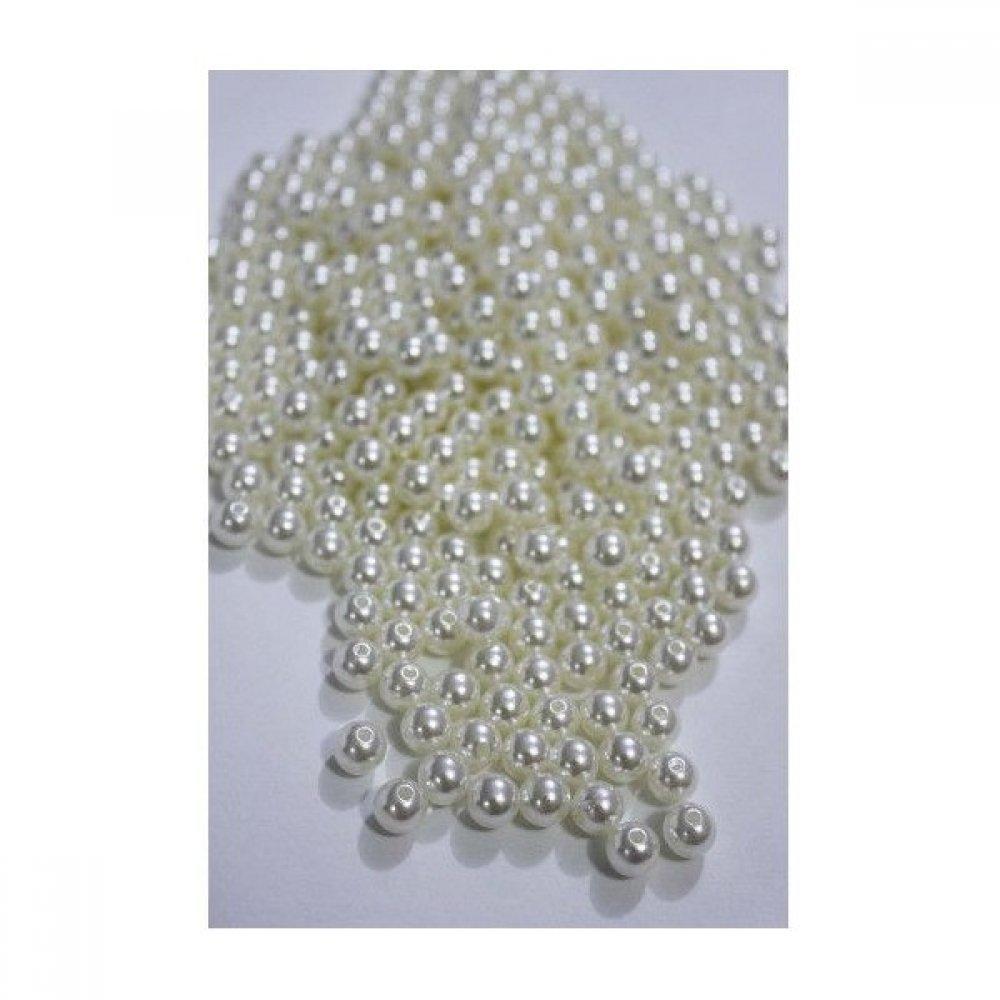 Margele Plastic Perle 8 Mm