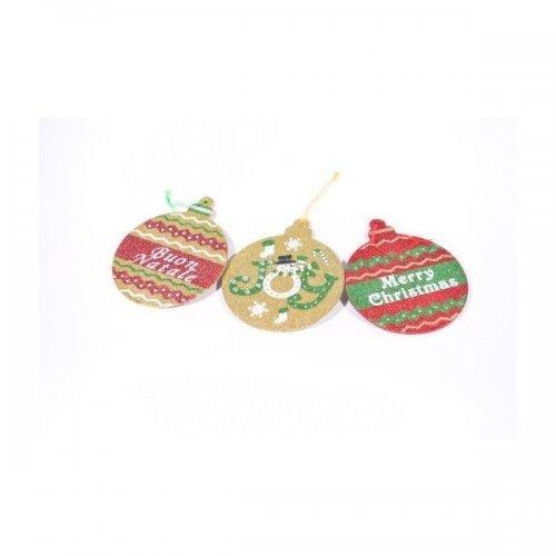 Ornament Craciun Glob Mic Carton